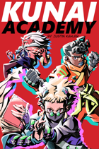 Kunai Academy Playbooks and Character Sheets