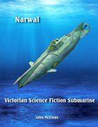 VSF Submarine Narwal 1/100 scale