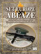Set Europe Ablaze