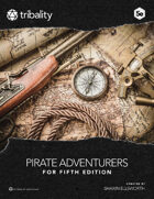 Pirate Adventurers (5E)