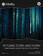 By Flame, Storm, and Thorn (5E)