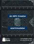 NPC Creator and Emulator
