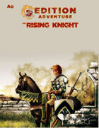 A0 The Rising Knight -- Adventures for 5th Edition Rules