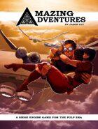 Amazing Adventures Demon Hunter