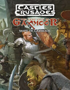 Castles & Crusades Lost City of Gaxmoor Digital Maps