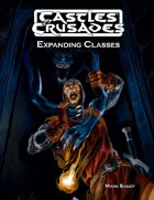 Castles & Crusades Expanding Classes