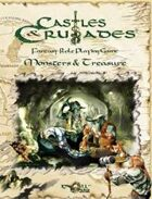 zzz-Castles & Crusades Monsters and Treasure