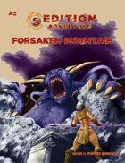 A8 Forsaken Mountain -- 5th Edition Adventure