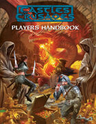 Castles & Crusades Players Handbook 7th Printing (Alternate Cover)