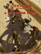 5th Edition Role Playing A Lion in the Ropes