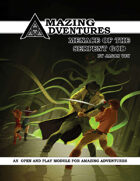 Amazing Adventures -- The Menace of the Serpent God