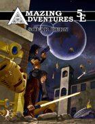 Amazing Adventures 5E Solar Burn
