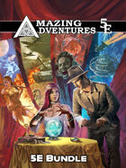 5th Edition Amazing Adventures [BUNDLE]
