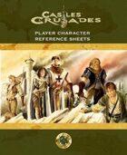 Castles & Crusades Character Reference Sheets