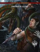 Castles & Crusades S2 Dwarven Glory