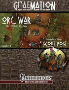 Orc War - Scout Post
