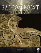 Falcon Point Poster Maps