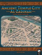 City Map: Ancient Temple City Al-Zadinah