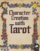 Character Creation with Tarot