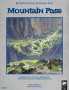 Fantasy Art - Mountain Pass