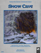 Fantasy Art - Snow Cave