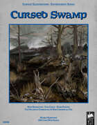 Fantasy Art - Cursed Swamp