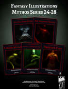 Fantasy Art - Mythos Series (24-28) [BUNDLE]