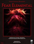 Mythos Art - Fear Elemental