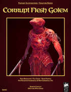 Fantasy Art - Corrupt Flesh Golem