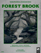 Fantasy Art - Forest Brook