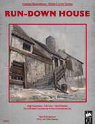 Fantasy Art - Run-Down House