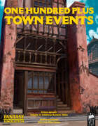 1d100 Plus Town Events