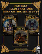 Fantasy Art - Dark Gothic Series (57-59) [BUNDLE]