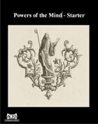 Powers of the Mind - Free Starter Edition