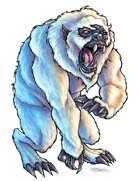 THC Stock Art: Yeti