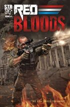 Red Bloods Issue 1