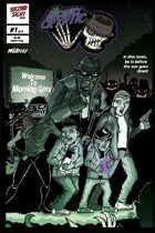 Uncanny Cryptic 5- Welcome to Morning Glory #1