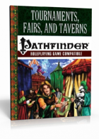 Tournaments, Fairs, and Taverns: PATHFINDER