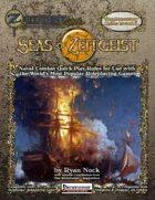 Seas of ZEITGEIST (PATHFINDER RPG, D&D 4E)