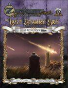 ZEITGEIST #9: The Last Starry Sky (D&D 4E)