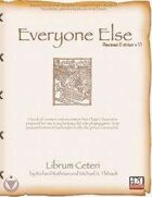 Everyone Else: A Book of Innkeepers, Farmers & More
