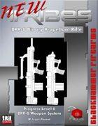 BlackHammer Firearms 1: BPR-8 Binary Propellant Rifle