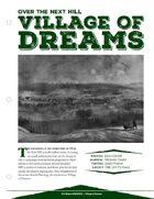 Over the Next Hill: Village of Dreams [5E]