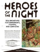 Heroes of the Night [5E]