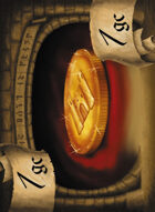 [WOIN] 1 Gold Coin Deck (40 Cards)