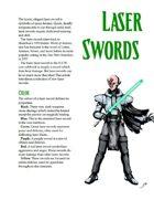 [WOIN] Laser Swords