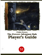 ZEITGEIST Adventure Path Player's Guide & Campaign Guide (5th Edition)