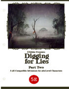 ZEITGEIST #3.2: Digging For Lies (5th Edition)