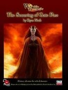 War of the Burning Sky (DnD 3.5)  #1: The Scouring of Gate Pass