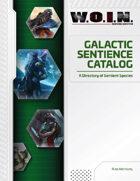 [WOIN] Galactic Sentience Catalog